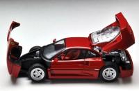フェラーリF40(赤)(2019年3月/税抜6800円)