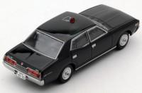 番組の初期の頃、ほぼ毎回登場していた330型セドリック前期型、特捜最前線01 セドリック2000デラックス(黒)(2015年1月/税抜2400円)