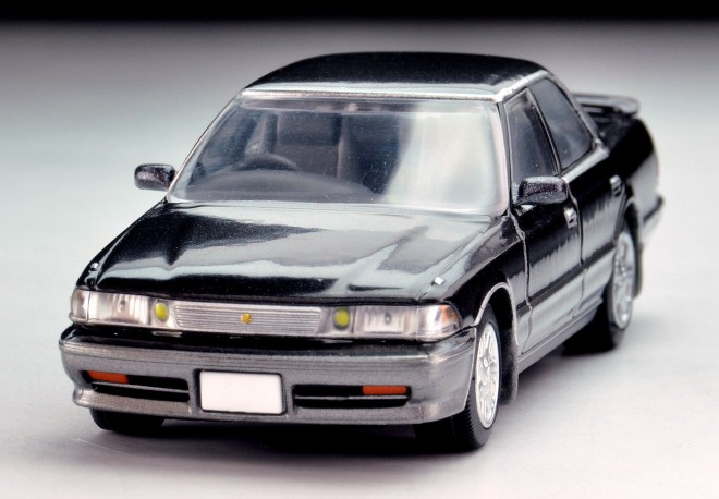 LV-N178a トヨタ マークII 2.5GTツインターボ(黒)(2019年2月/税抜2300円)