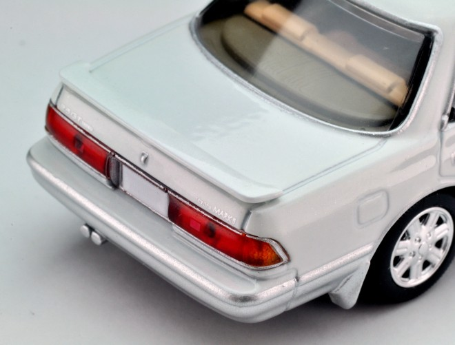LV-N178a トヨタ マークII 2.5GTツインターボ(銀)(2019年2月/税抜2300円)