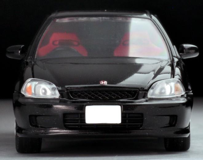 LV-N165a シビックタイプR 99年(黒)(2018年3月/税抜2300円)