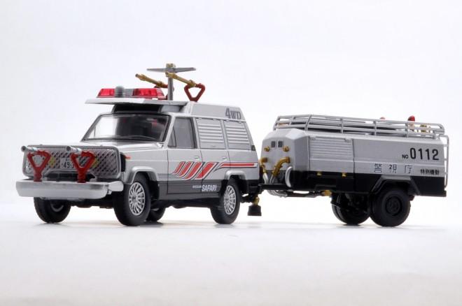 LV-西部警察 vol.19 サファリ4WD(2015年12月/税抜1万5800円)