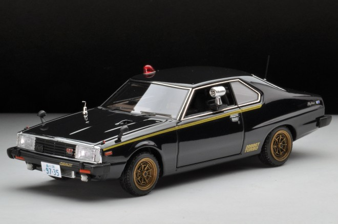 T-IG4303 西部警察 マシンX(2017年6月/税抜2万5000円)