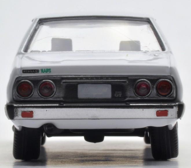 LV-N110a 日産スカイライン 2000GT(白)(2015年10月/税抜2200円)