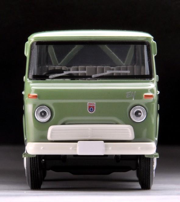 2灯式ヘッドライトの最終型にあたる64年型(緑)を製品化
