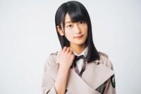 欅坂46の井上梨名(写真/西田周平)
