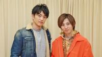 『千葉KENZOの踊ってますか?』出演の(左から)DA PUMP・KENZO、w-inds.・千葉涼平