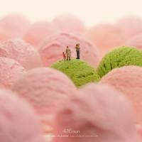 『Strawberry Blossoms』早くしないと桜がチルド 2018.4.16