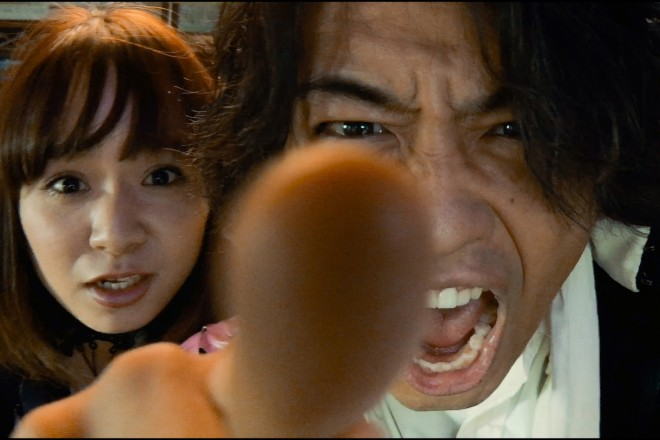 『麻雀放浪記2020』劇中カット