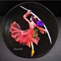 """""""トーンタンタン""""…分かる人にはわかる【剣舞】。制作&写真/mikyou"""