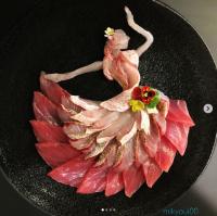 【フラメンコを踊る女性】制作&写真/mikyou