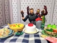 「今日は爺様の誕生日」Happy Birthday!Steve RogersCaptain America(2/3)