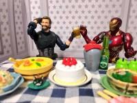 「今日は爺様の誕生日」Happy Birthday!Steve RogersCaptain America(3/3)
