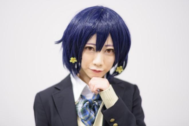 『アニメジャパン2019』コスプレイヤー・りまさん<br>(『ゾンビランドサガ』水野愛)