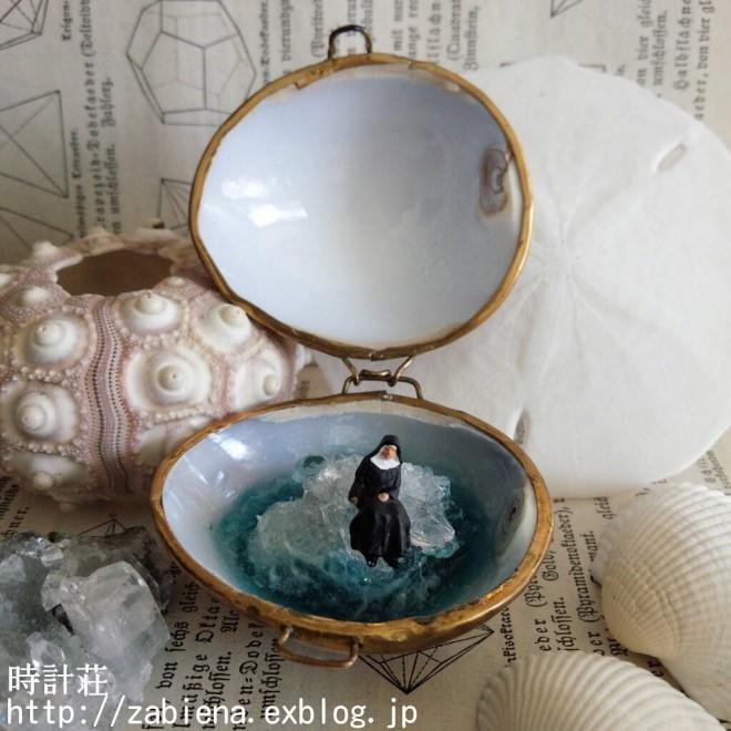 写真提供:島津さゆりさん「時計荘」