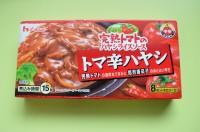 ハウス食品の『完熟トマトのハヤシライスソース トマ辛ハヤシ』