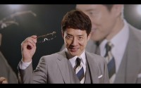 『ハズキルーペ』のCM「舞台リハーサル」編より