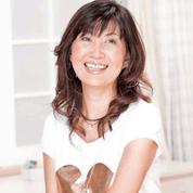 2008年の上野潤子さん