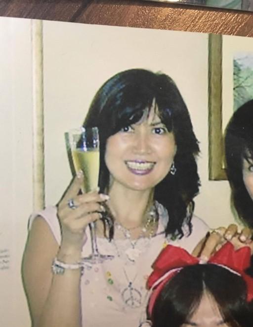 55歳当時の上野潤子さん