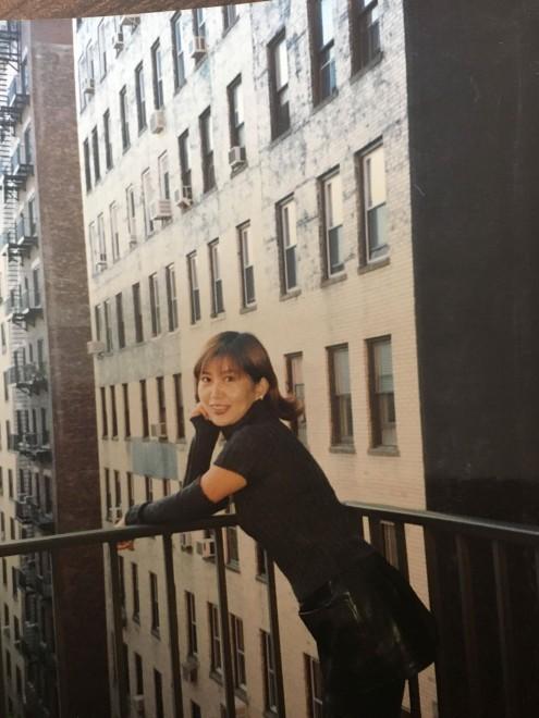 47歳当時の上野潤子さん