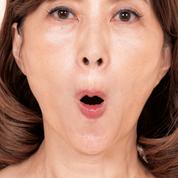 【たるみ対策:口輪筋引き締め運動】口を縦に伸ばしてたるみ改善