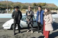 BS日テレ『おぎやはぎの愛車遍歴 NO CAR NO LIFE!』(4/13放送 ゲスト:諸星和己)(C)BS日テレ
