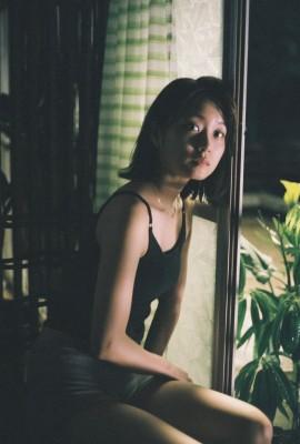 映画『愛がなんだ』で葉子役を演じた、深川麻衣