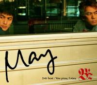 28thシングル「May」(2000年5月24日)