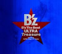 """ベストアルバム『B'z The Best""""ULTRA Treasure""""』(2008年9月17発売)"""