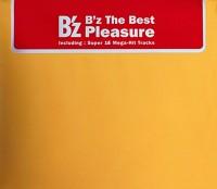 """ベストアルバム『B'z The Best """"Pleasure""""』(1998年5月20発売)"""