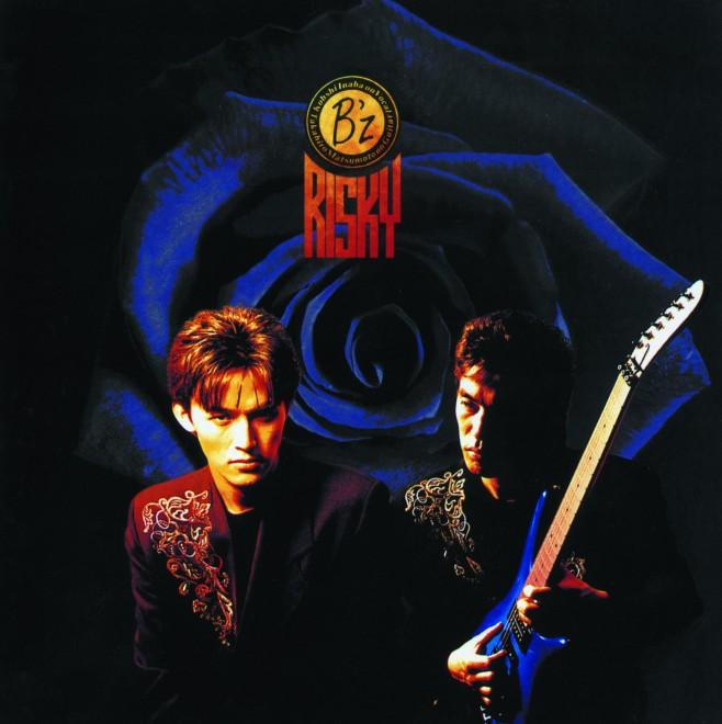 4thアルバム『RISKY』(1990年11月7日発売)