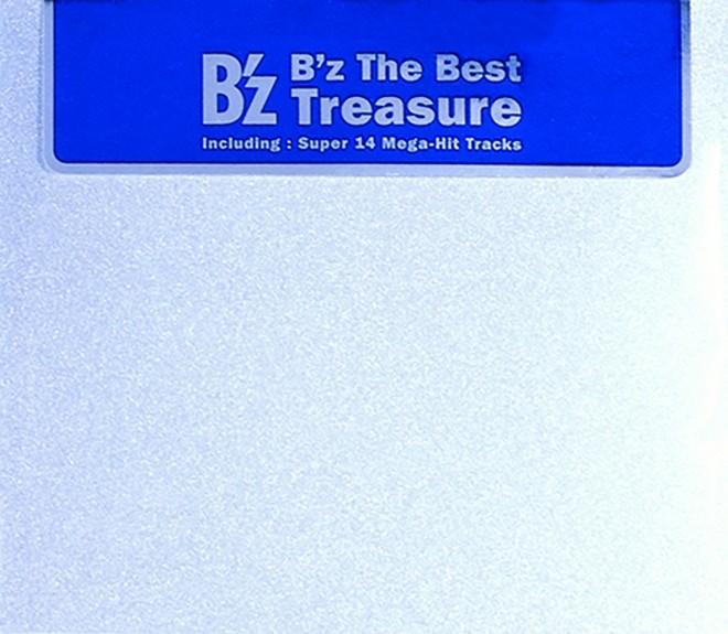 """ベストアルバム『B'z The Best """"Treasure""""』(1998年9月20発売)"""