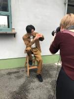 開業5周年に伴いリニューアルオープンする「キラリナ京王吉祥寺」のアニバーサリーモデルに起用された磯村勇斗