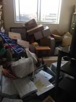 熊本地震、直後の様子