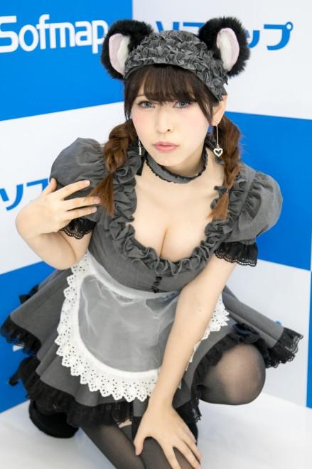 『サンクプロジェクト×ソフマップ コスプレ大撮影会』コスプレイヤー・りゅみるんさん