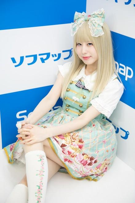 『サンクプロジェクト×ソフマップ コスプレ大撮影会』コスプレイヤー・芝姫さん
