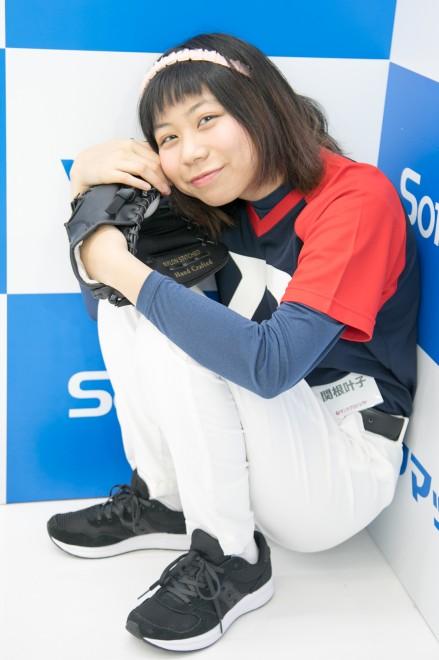 『サンクプロジェクト×ソフマップ コスプレ大撮影会』コスプレイヤー・関根叶子さん