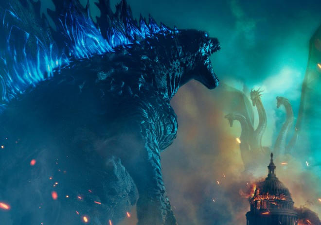 『GODZILLA ゴジラ キング・オブ・モンスターズ』(C)2019 Legendary and Warner Bros. Pictures. All Rights Reserved.
