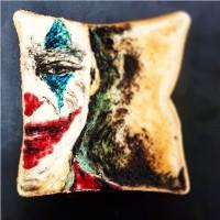 【『ジョーカー』トースト】制作&写真/Azusa