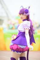 『acosta!(アコスタ)@としまえん 4月14日開催』コスプレイヤー・ゆゆこさん<br>(『キラキラ☆プリキュアアラモード』キュアマカロン)