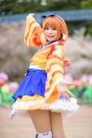 『acosta!(アコスタ)@としまえん 4月14日開催』コスプレイヤー・himekaさん<br>(『ラブライブ!サンシャイン!!』高海千歌)