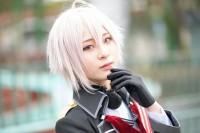 『acosta!(アコスタ)@としまえん 4月14日開催』コスプレイヤー・ぶらっくすわんさん<br>(『アイドリッシュセブン』九条 天(TRIGGER))