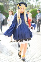 『acosta!(アコスタ)@池袋サンシャインシティ 4月20日開催』コスプレイヤー・ぱかぱかさん<br>(『Fate/Grand Order』アビゲイル・ウィリアムズ)