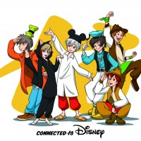『Connected to Disney』