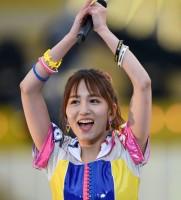 AKB48グループ 春のLIVEフェス in 横浜スタジアムの模様