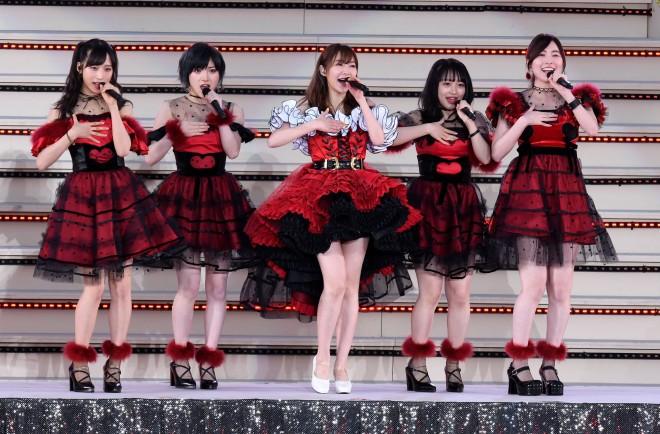 『HKT48指原莉乃卒業コンサート』の模様