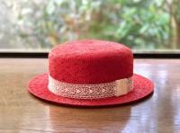 『KENT HAT』の『ストロベリーケーキハット』