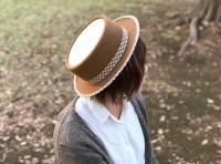 『KENT HAT』の『タルトハット』