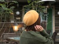 『KENT HAT』の『フレンチクルーラーベレー』