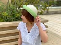 『KENT HAT』の『フロートハット』